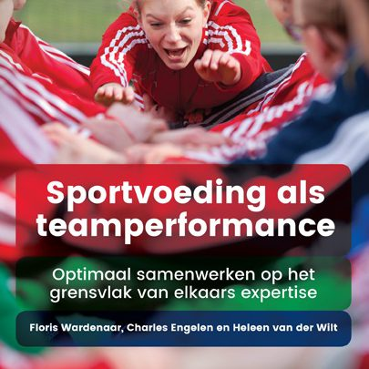 Redactie Sportvoeding als teamperformance